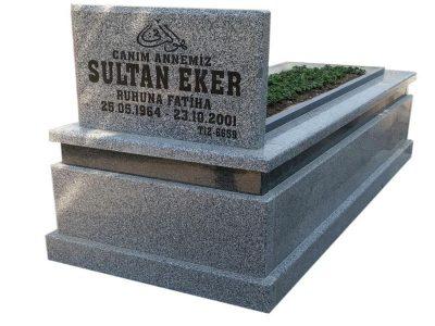 Kalın Blok Granit Mezar