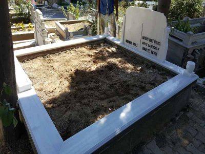 Mezar Onarımı Mezar Temizleme Baştaşı ve Küpeşte Yenileme