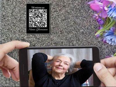 Mezar Taşına Karekod (QR) İle Biyografi, Fotoğraf, Video Ekleme